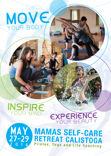 Mamas Self Care retreat - Sept 2015